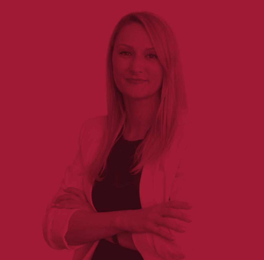Maja Asprovski, CFO